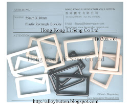 Plastic Rectangle Buckles Supplier - Hong Kong Li Seng Co Ltd