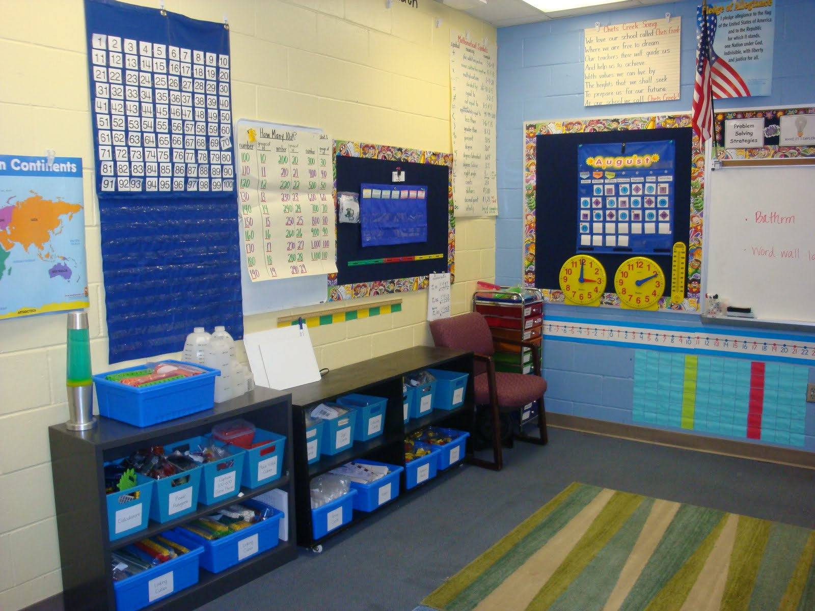 Coaching Chronicles Our Third Grade Classroom