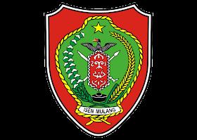 Provinsi Kalimantan Tengah Logo Vector download free