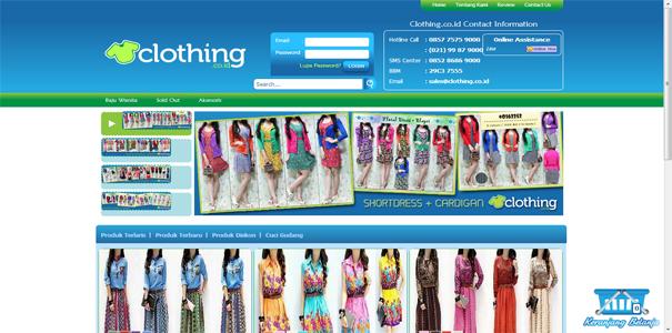 polisi online, fashion