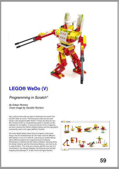 http://issuu.com/hispabrickmagazine/docs/hbm021_ing/59
