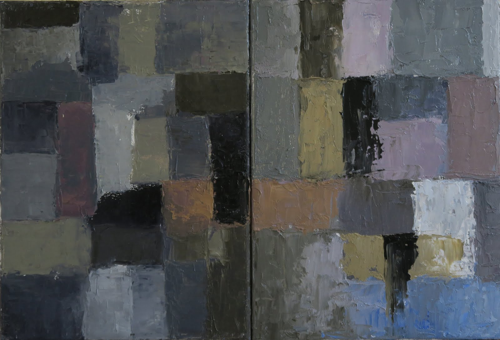 Los colores del gris (2x5F)