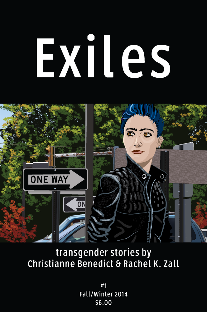 Exiles Cover
