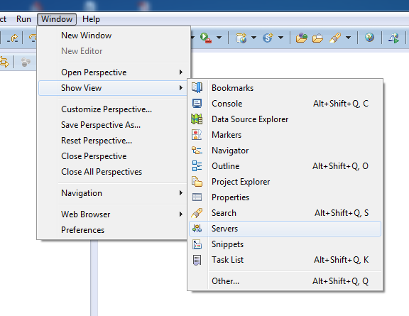 Create java web service in Eclipse using Axis2 (Part 01
