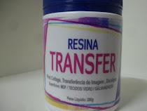 R$  39,90 RESINA TRANSFER