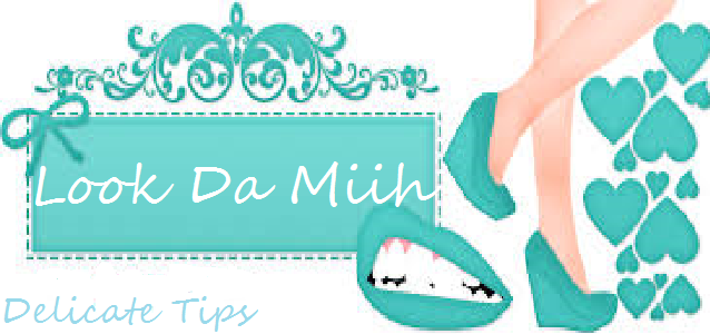 Look Da Miih - Delicate Tips