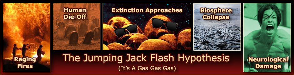 Jumping Jack Flash Hypothesis: It's A Gas Gas Gas