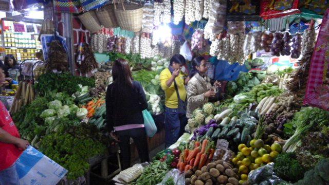 Image result for Baguio City public market
