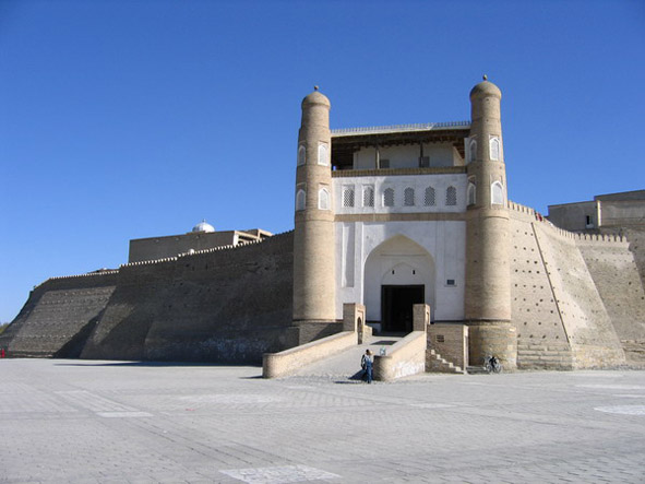 Бухара - сердце Центральной Азии
