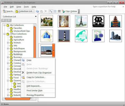 Cara Menyisipkan Picture (Objek) Pada Microsoft Word