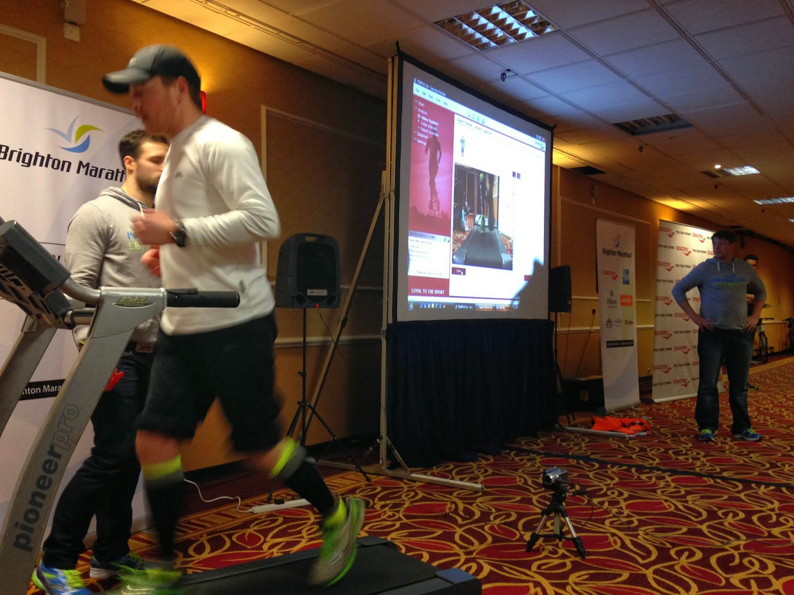 Brighton Marathon Training Day Saucony RunLounge