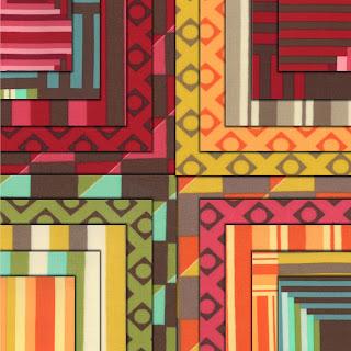 Moda CONTEMPO Quilt Fabric by Moda Fabrics