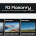 R3 Masonry - 4 Columns Blog Template