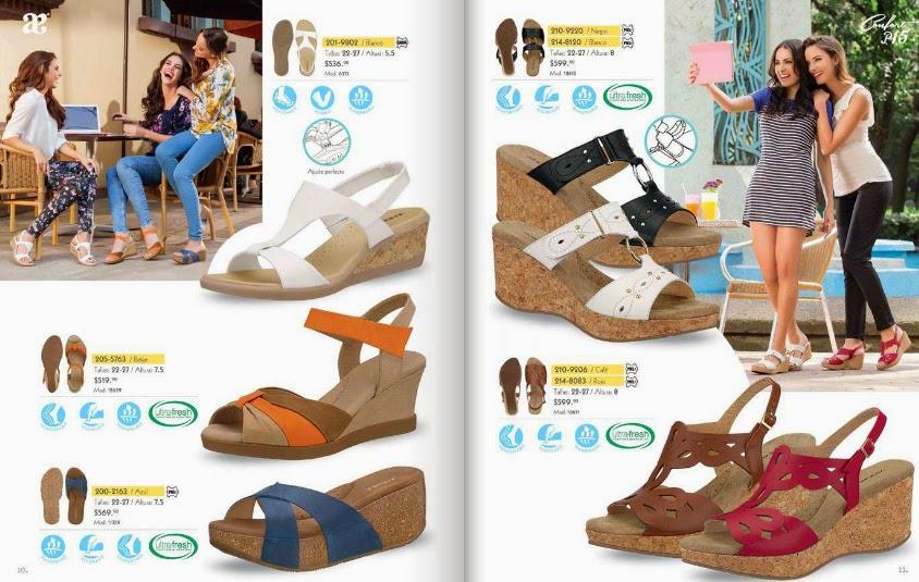 zapatos Andrea 2015 confort