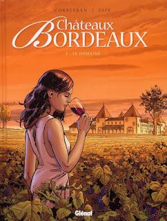 Couverture BD Chateaux Bordeaux Tome 1
