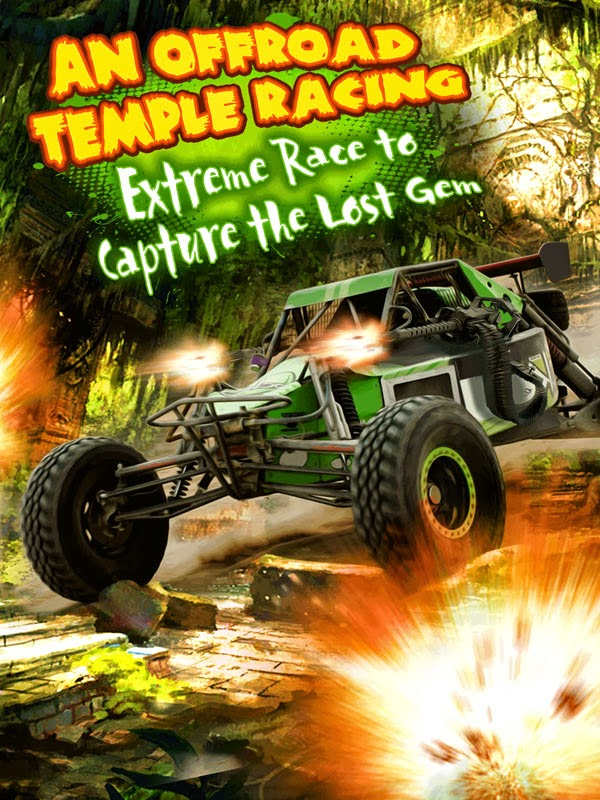 DOWNLOAD APK: DOWNLOAD Hack An Offroad Temple Racing - Extreme Race to Capture the Lost Gem v1.0 APK