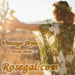 Rosegal Vintage Clothing