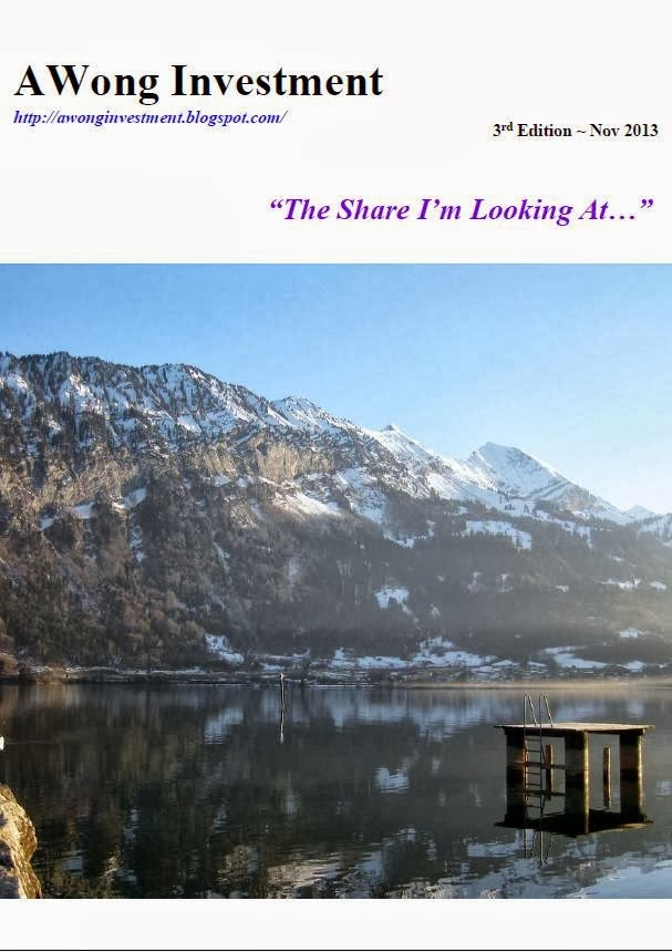 """The Share I'm Looking At..."" (3rd Edition)"