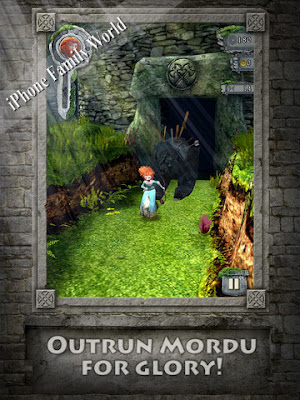 Temple Run: Brave 1.1.3 - iphone family world | iphone family