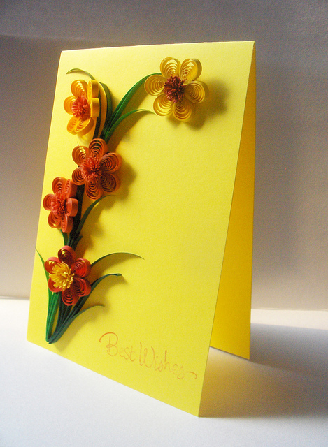 Greeting Cards Designs - Creative Art & Craft Work