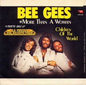 Bee Gees, More Than a Woman