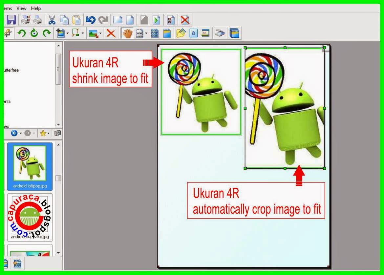Software untuk cetak foto