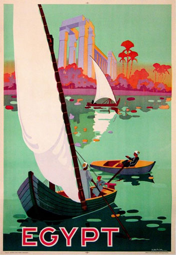 Lovely Pieces Vintage Travel Posters