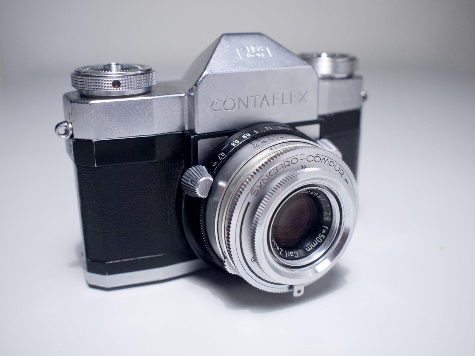 shooting brake zeiss ikon contaflex iii 863 24