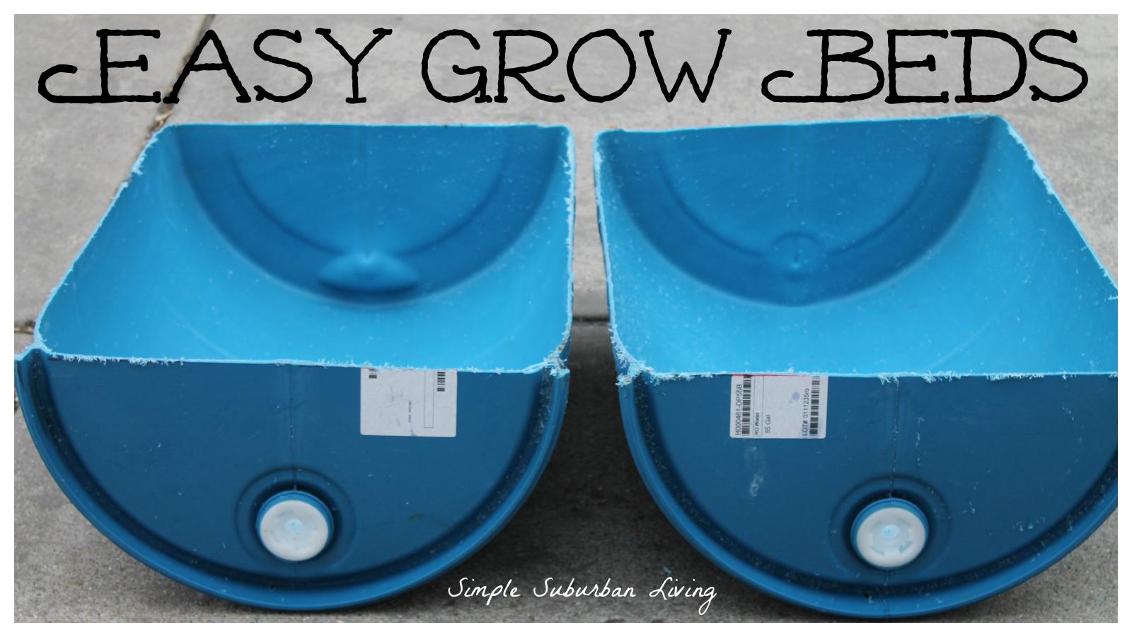 Preparing Barrels For Grow Beds Aquaponics Or Hydroponics