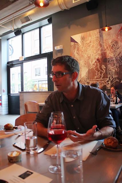 Boyd Morrison, Apothic winemaker