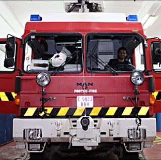 funcionarios oposiciones bombero