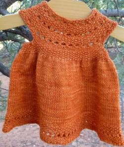 Baby Dress Up: Easy Baby Dress Knitting Patterns