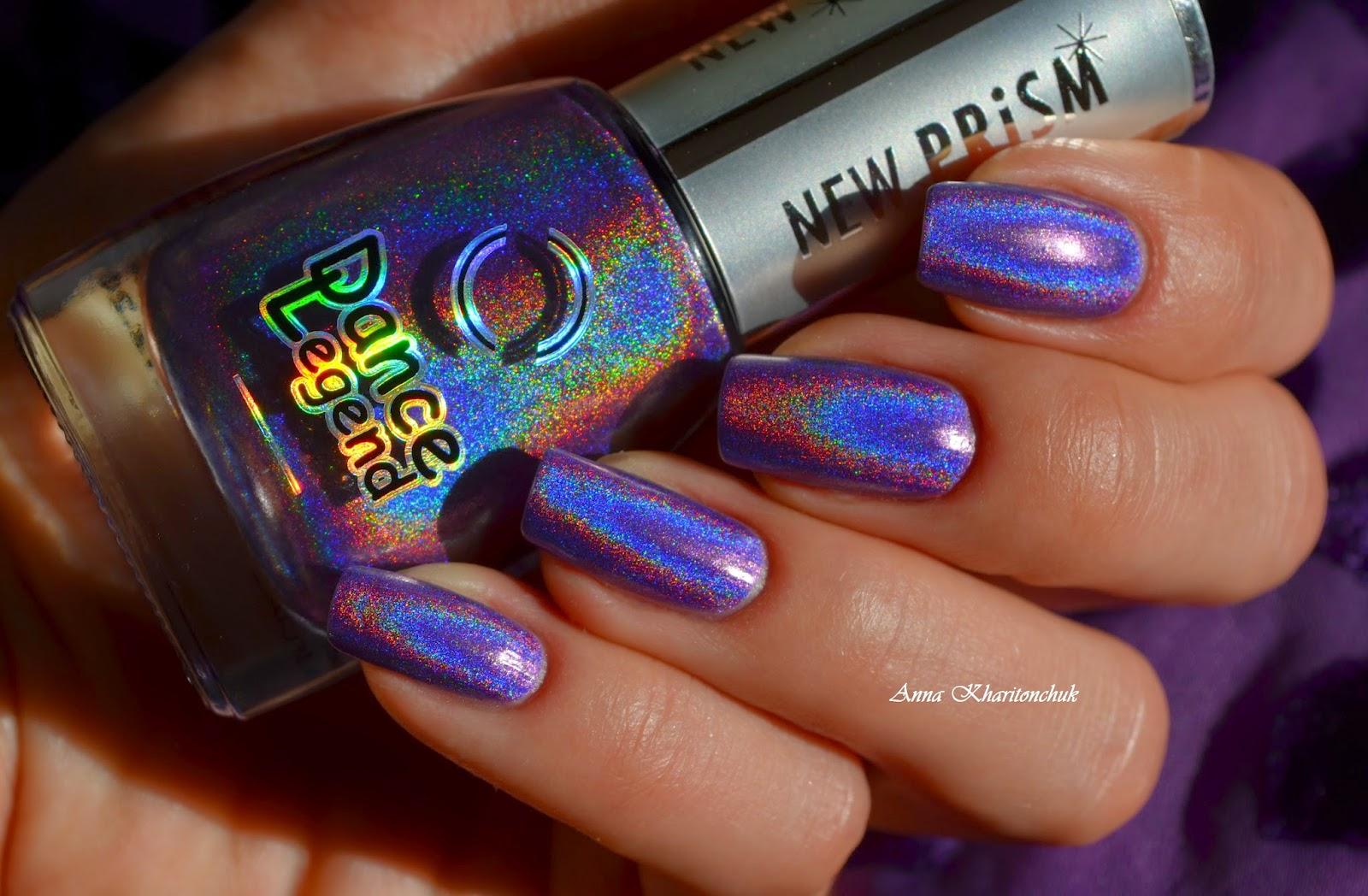 Dance Legend New Prism # 10 Cosmic Rainbow