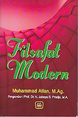toko buku rahma: buku FILSAFAT MODERN, pengarang juhaya, penerbit pustaka setia