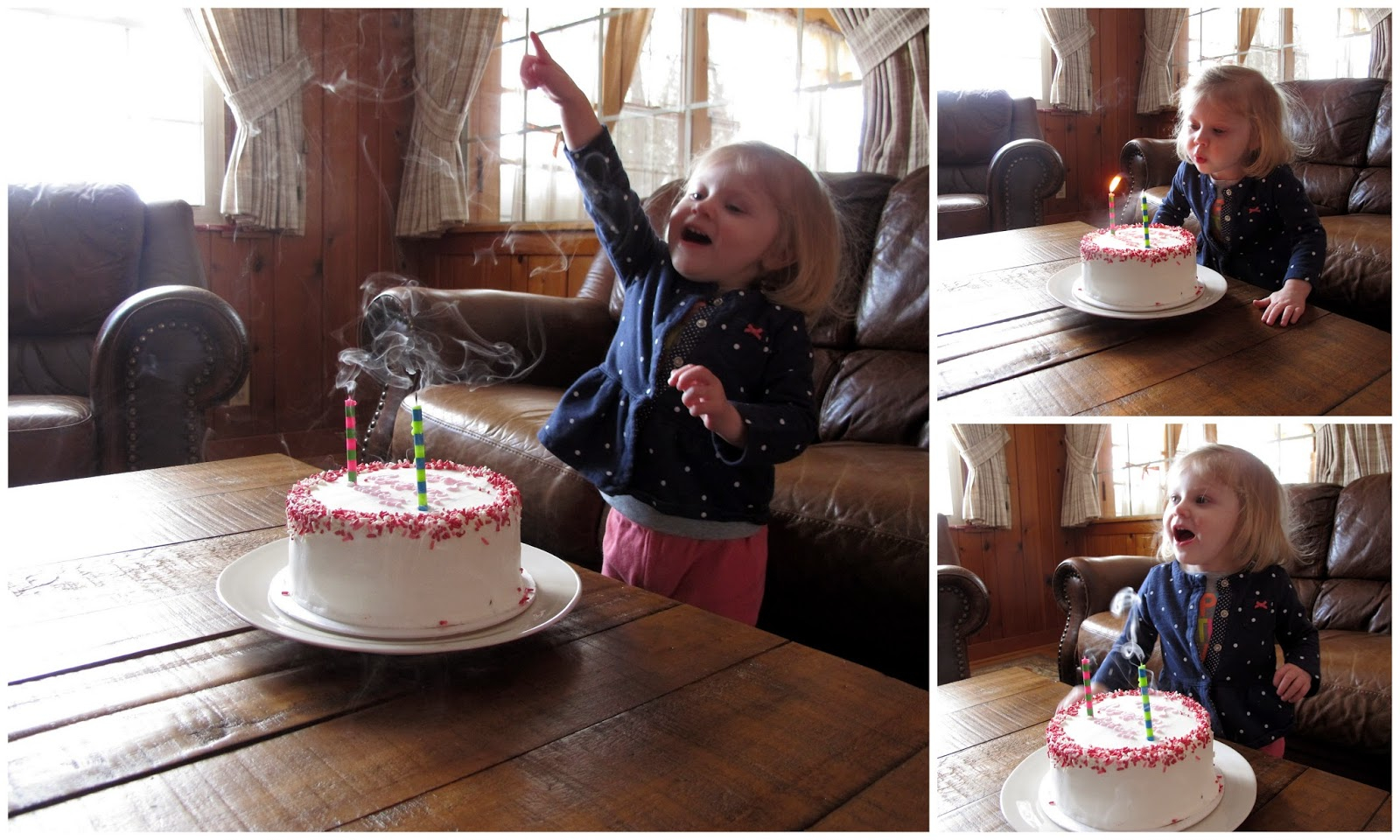 Stella's First Birthday Cake