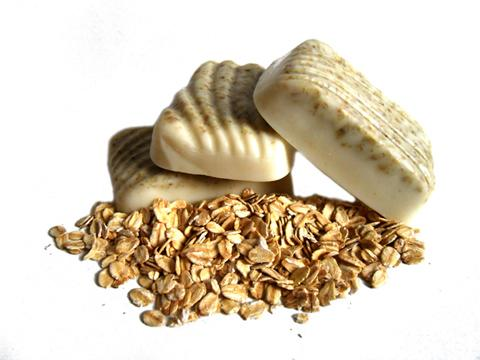 ingredientes jabon avena: