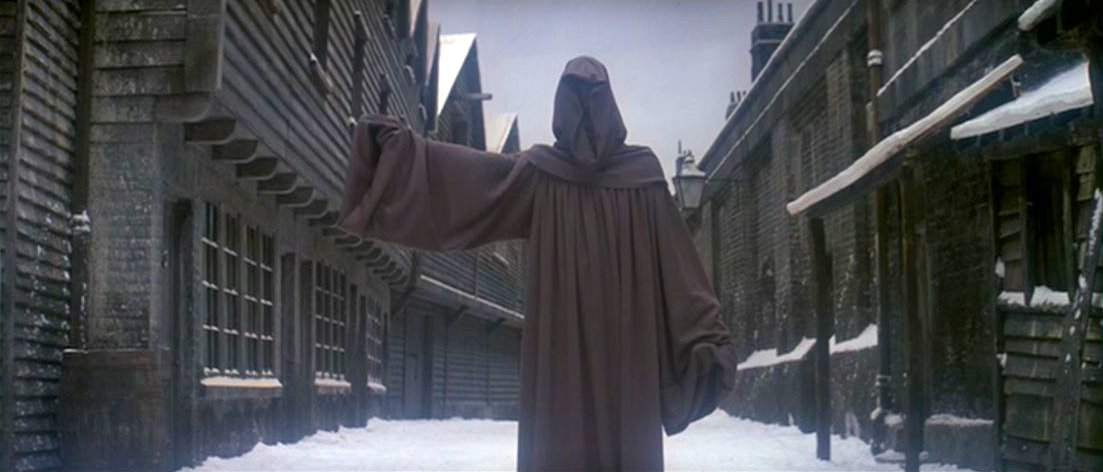 DREAMS ARE WHAT LE CINEMA IS FOR...: SCROOGE 1970