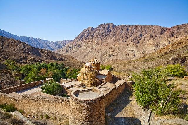 Saint Stepanos Monastery, Iran