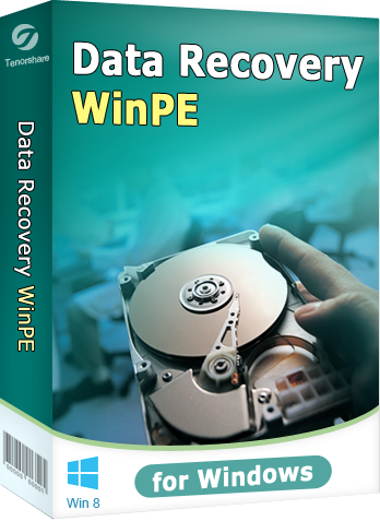 Tenorshare Data Recovery WinPE 4.0 Full Version