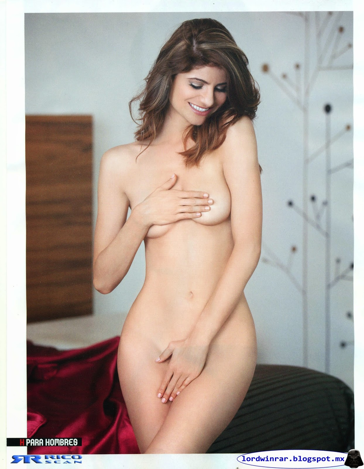 maria aura   h para hombres 2015 enero 35 fotos hq