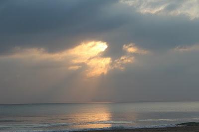 permandangan laut