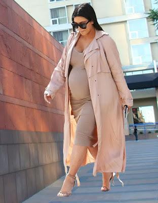 Kim Kardashian beige fat funny