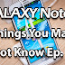 Galaxy Note 2 Things You May Not Know Episode 6: 3 Ways To Share Internet (USB/BT/Wi-Fi Tether)