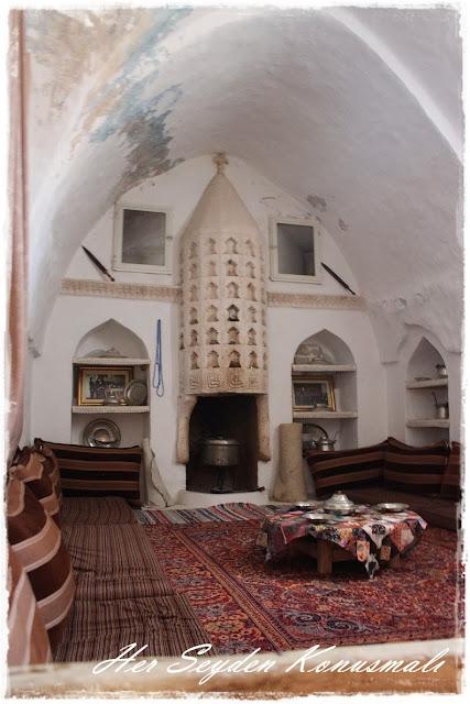 Hacı Abdullah Bey Konağı, oda
