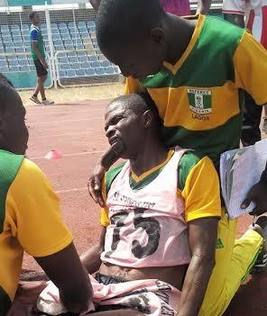 Nigerian referee Basil Giwa dies