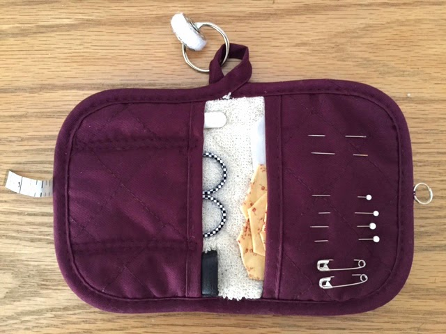 potholder sewing kit