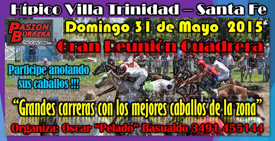 VILLA TRINIDAD - 31 DE MAYO
