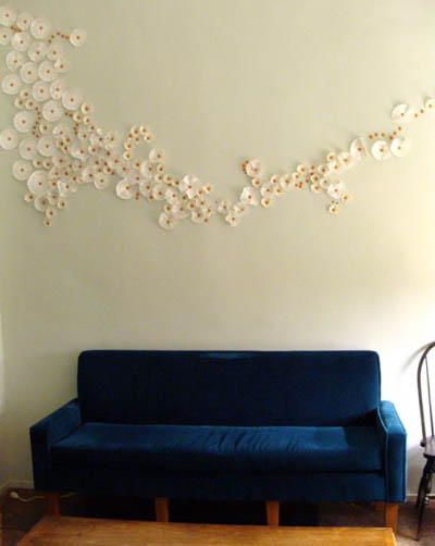 The Art Of Up Cycling Diy Wall Art Comtemporary Unique