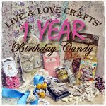 Live and Love Crafts 1st Birthday Candy