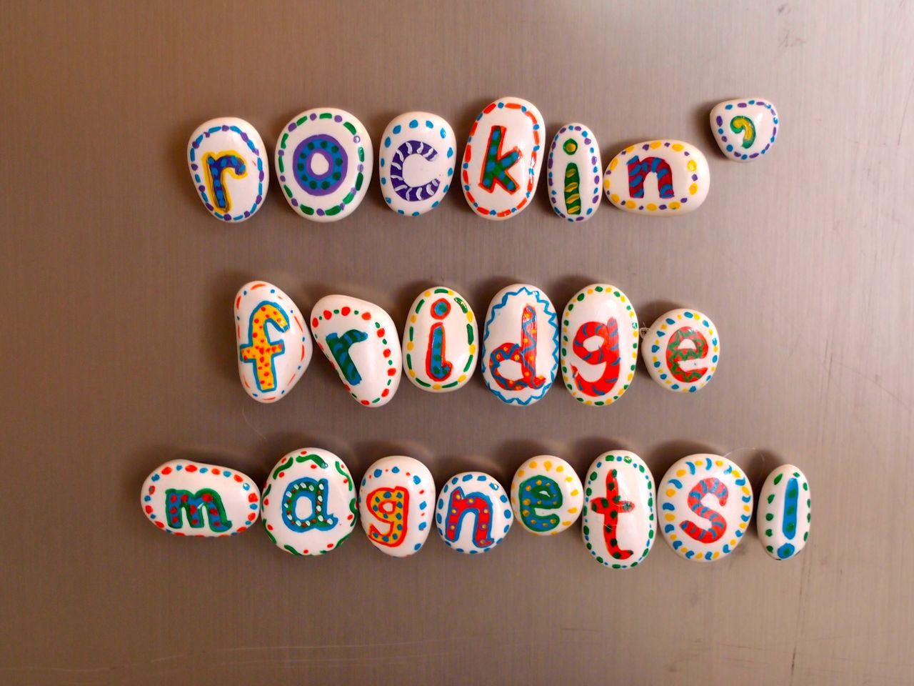 Магниты на холодильник сделанные своими руками